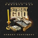 Project Pat - Street God mixtape cover art