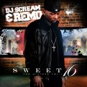 Remo Da Rapstar - Sweet 16 mixtape cover art