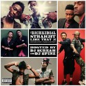 Rich Kidz - Straight Like That 3 mixtape cover art