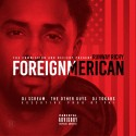 Runway Richy - ForeignMerican mixtape cover art