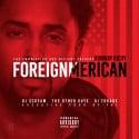 Runway Richy - ForeignMerican mixtape cover art