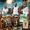 Saks Fifth Series (Louis Vuitton Edition) mixtape cover art