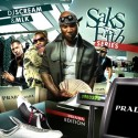 Saks Fifth Series (Prada Edition) mixtape cover art