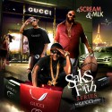 Saks Fifth Series (Gucci Edition) mixtape cover art
