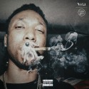 Scotty ATL - Smokin On My Own Strain mixtape cover art