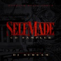 Self Made (CD Sampler) mixtape cover art