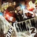 Shawty Lo - I'm Da Man, Part 2 mixtape cover art