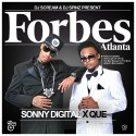Sonny Digital & Que - Forbes Atlanta mixtape cover art