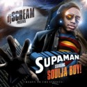 Soulja Boy - Supaman mixtape cover art