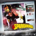 @SparkDawgMusic (Follow The Future Of Texas Rap) mixtape cover art