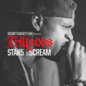 Stephen Jackson aka Stak5 - Trill Mixes mixtape cover art