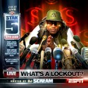 Stephen Jackson - What's A Lockout? mixtape cover art