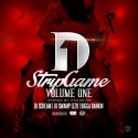 Strip Game mixtape cover art