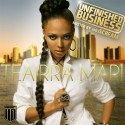 Teairra Marie - Unfinished Business mixtape cover art
