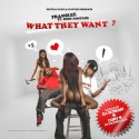 Translee Feat. Eddy Fontane - What They Want mixtape cover art