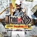 Trigg Da Kidd - Trigganometry 101 mixtape cover art