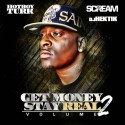 Turk - Get Money Stay Real 2 mixtape cover art