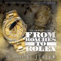 Waka Flocka Flame - From Roaches To Rolex mixtape cover art