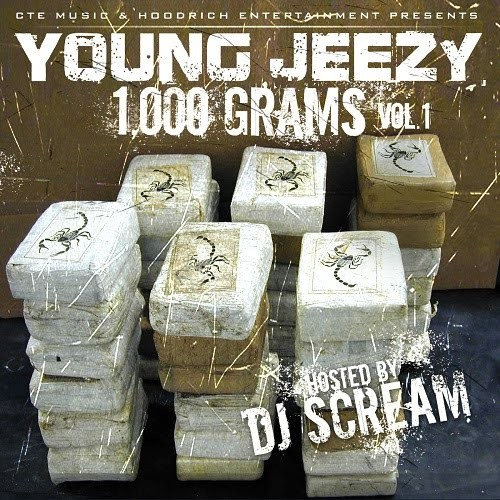Young Jeezy: 1,000 Grams Mixtape-Vol. 1