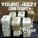 Young Jeezy - 1,000 Grams mixtape cover art