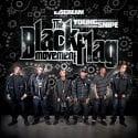Young Snipe - Black Flag Movement mixtape cover art