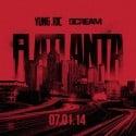 Yung Joc - Flatlanta mixtape cover art