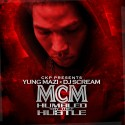 Yung Mazi - MCM Humbled By The Hustle mixtape cover art
