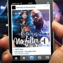 No Filter mixtape cover art