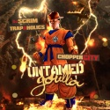 Chopper City - Untamed Gorilla mixtape cover art