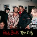 Robb Bank$ - Tha City mixtape cover art