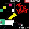 The Lever 2009 (Hosted By Pac Div) mixtape cover art