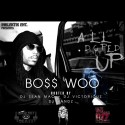 Bo$$ Woo - All Doped Up mixtape cover art