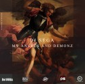 My Angels And Demons mixtape cover art