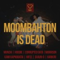 Munchi - Moombahton Is Dead EP mixtape cover art