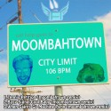 DJ Self Help Goes To Moombahtown mixtape cover art