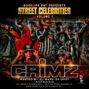 Crimz - Street Celebrities mixtape cover art