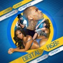 Digital R&B 2 (Hosted By Tresure P) mixtape cover art