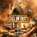 Dotboyz - Call Of Duty mixtape cover art