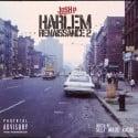 Josh P - Harlem Renaissance 2 mixtape cover art