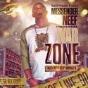 Messenger Neef - War Zone (Tales From Neefy Kronkite) mixtape cover art