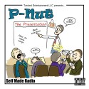 P-Nut - The Presentation 1.5 mixtape cover art