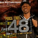 Pooca Leroy - 1st 48 2 mixtape cover art
