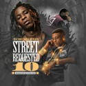 Street Requested 10 mixtape cover art