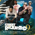 Street Requested 9 (Hosted By Turk) mixtape cover art