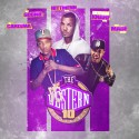 The Western Conference 10 mixtape cover art