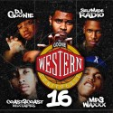 The Western Conference 16 mixtape cover art