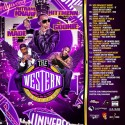 The Western Conference 2 mixtape cover art