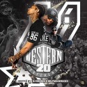 The Western Conference 20 mixtape cover art