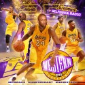 The Western Conference 25 mixtape cover art
