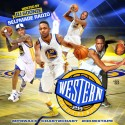 The Western Conference 28 mixtape cover art